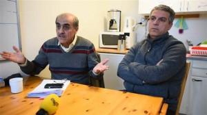 Sarchel Mohammad och MatthiasSaleh